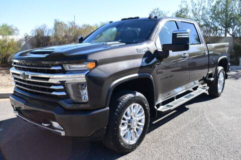 2020 Chevrolet Silverado 3500HD for sale at AMERICAN LEASING & SALES in Tempe AZ