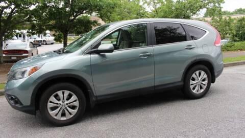 2012 Honda CR-V for sale at NORCROSS MOTORSPORTS in Norcross GA