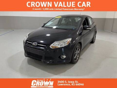 2014 Ford Focus for sale at Crown Automotive of Lawrence Kansas in Lawrence KS
