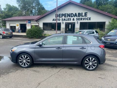 2019 Hyundai Elantra GT for sale at Dependable Auto Sales and Service in Binghamton NY