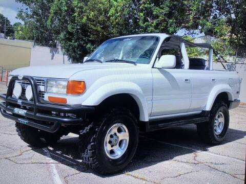 1993 Toyota Land Cruiser for sale at Global Pre-Owned in Fayetteville GA
