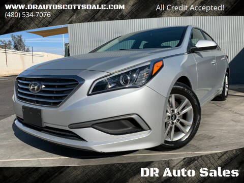 2016 Hyundai Sonata for sale at DR Auto Sales in Scottsdale AZ
