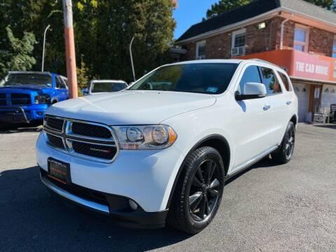 2013 Dodge Durango for sale at Bloomingdale Auto Group in Bloomingdale NJ