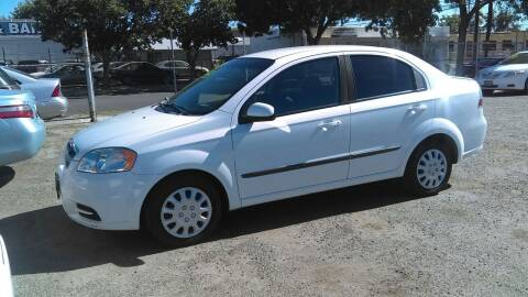 2010 Chevrolet Aveo for sale at Larry's Auto Sales Inc. in Fresno CA