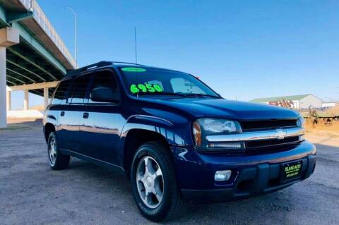 2006 Chevrolet TrailBlazer EXT for sale at Island Auto Express in Grand Island NE