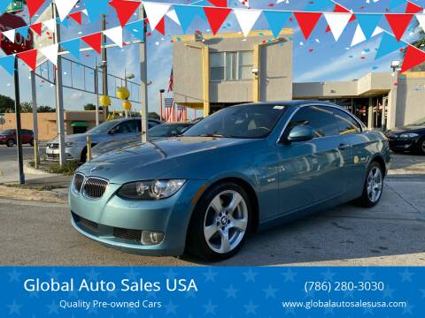 2010 BMW 3 Series for sale at Global Auto Sales USA in Miami FL