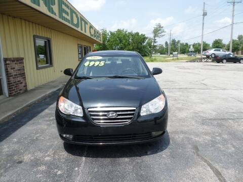 2007 Hyundai Elantra for sale at Credit Cars of NWA in Bentonville AR