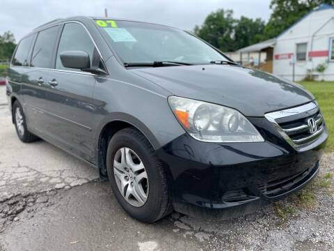 2007 Honda Odyssey for sale at 5 STAR MOTORS 1 & 2 in Louisville KY