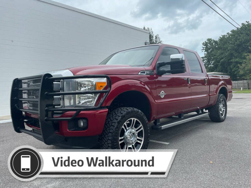 2014 Ford F-250 Super Duty for sale at GREENWISE MOTORS in Melbourne FL