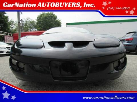 1998 Pontiac Firebird for sale at CarNation AUTOBUYERS, Inc. in Rockville Centre NY