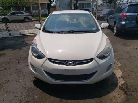 2013 Hyundai Elantra for sale at Jimmys Auto INC in Washington DC