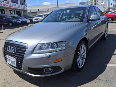 2011 Audi A6 for sale at Convoy Motors LLC in National City CA