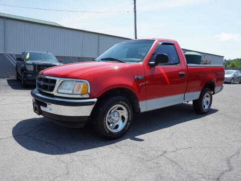 1997 Ford F-150 for sale at CHAPARRAL USED CARS in Piney Flats TN