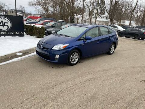 2010 Toyota Prius for sale at Station 45 Auto Sales Inc in Allendale MI