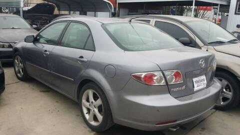 2006 Mazda MAZDA6 for sale at Dubik Motor Company in San Antonio TX