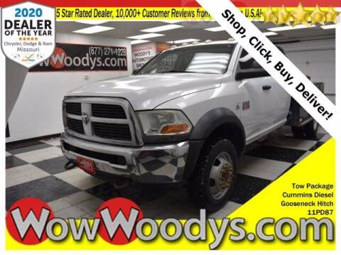 2011 RAM Ram Chassis 4500 for sale at WOODY'S AUTOMOTIVE GROUP in Chillicothe MO