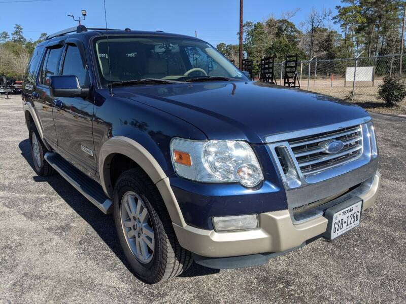 2007 Ford Explorer for sale at Park and Sell in Conroe TX