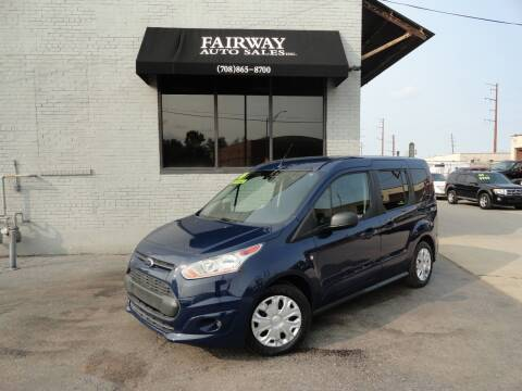 2014 Ford Transit Connect Wagon for sale at FAIRWAY AUTO SALES, INC. in Melrose Park IL