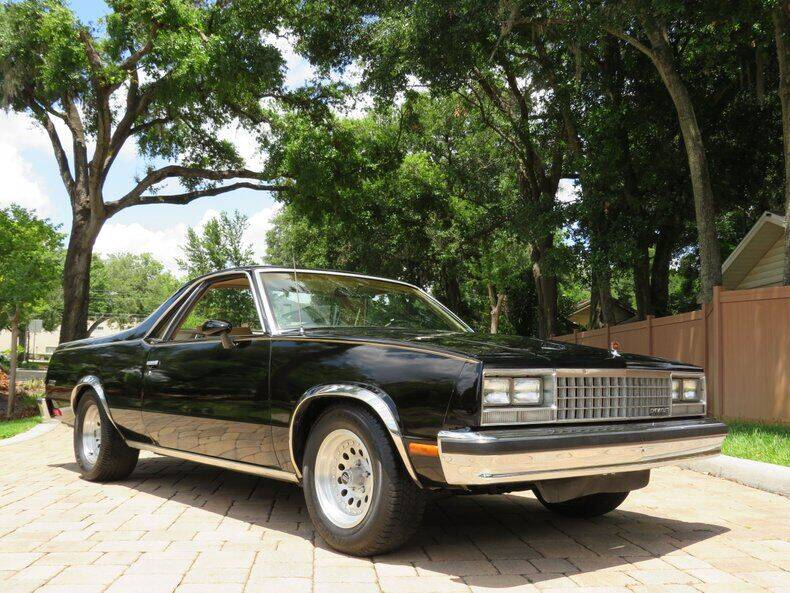 1982 Chevrolet El Camino for sale in Lakeland, FL