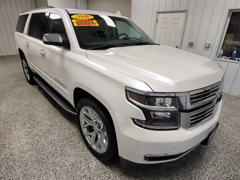 2016 Chevrolet Suburban for sale at LaFleur Auto Sales in North Sioux City SD