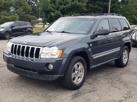 2007 Jeep Grand Cherokee for sale at Thompson Motors in Lapeer MI