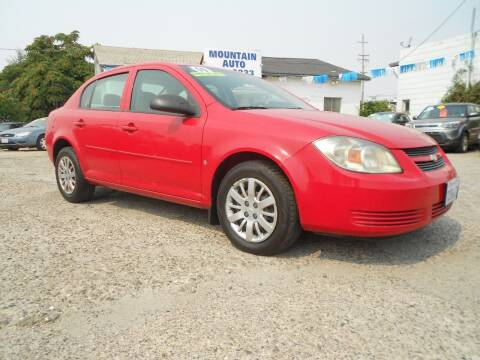 2009 Chevrolet Cobalt for sale at Mountain Auto in Jackson CA