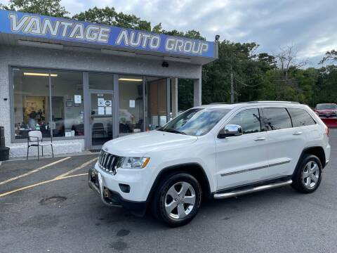 2012 Jeep Grand Cherokee for sale at Vantage Auto Group in Brick NJ