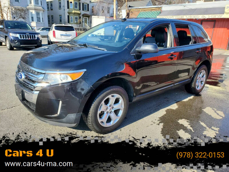 2013 Ford Edge for sale at Cars 4 U in Haverhill MA