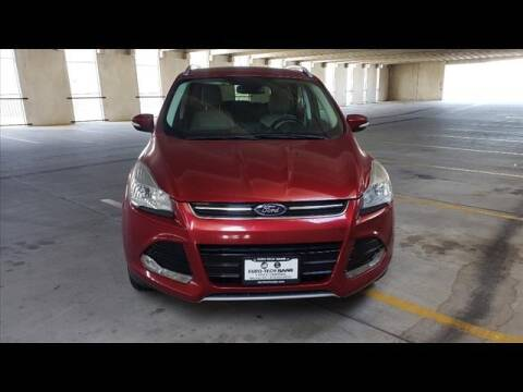 2014 Ford Escape for sale at Euro-Tech Saab in Wichita KS
