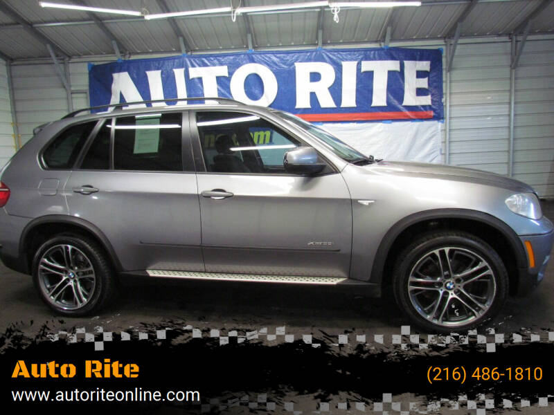 2012 BMW X5 for sale at Auto Rite in Cleveland OH