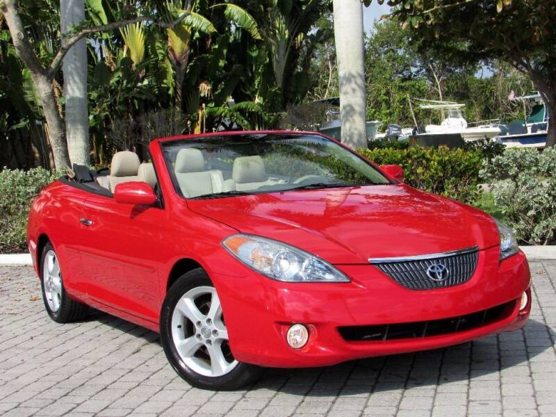 2006 Toyota Camry Solara for sale at Auto Quest USA INC in Fort Myers Beach FL