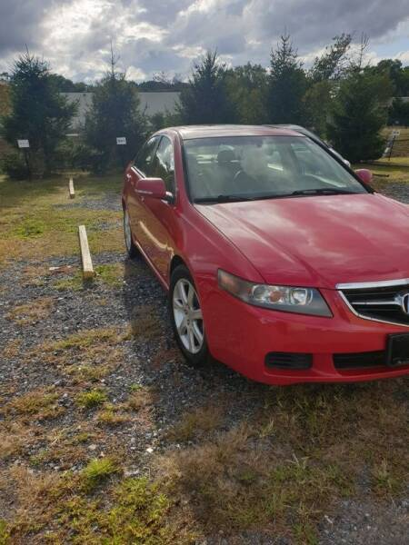 2005 Acura TSX for sale at Cars 2 Love in Delran NJ