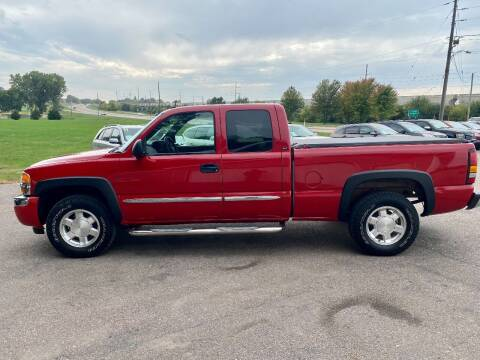 2005 GMC Sierra 1500 for sale at Iowa Auto Sales, Inc in Sioux City IA