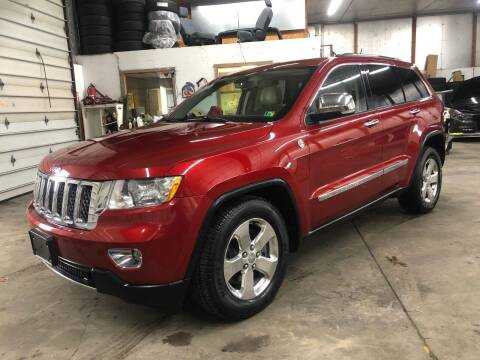 2011 Jeep Grand Cherokee for sale at T James Motorsports in Gibsonia PA