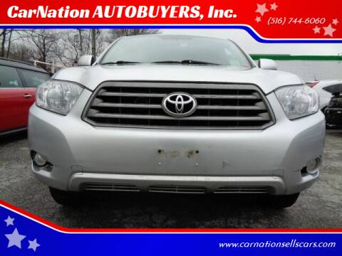 2010 Toyota Highlander for sale at CarNation AUTOBUYERS, Inc. in Rockville Centre NY