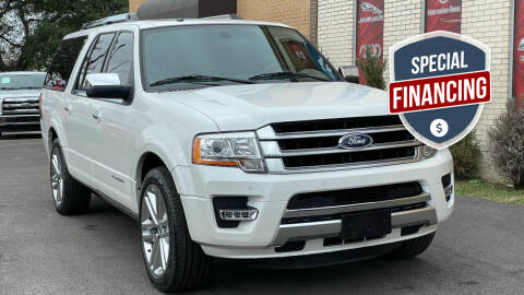 2015 Ford Expedition EL for sale at Auto Imports in Houston TX