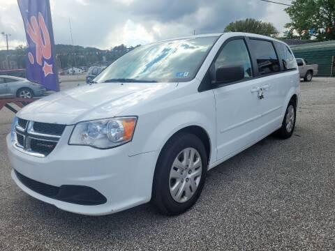 2016 Dodge Grand Caravan for sale at Sissonville Used Car Inc. in South Charleston WV