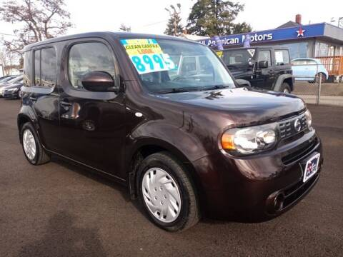 2012 Nissan cube for sale at All American Motors in Tacoma WA