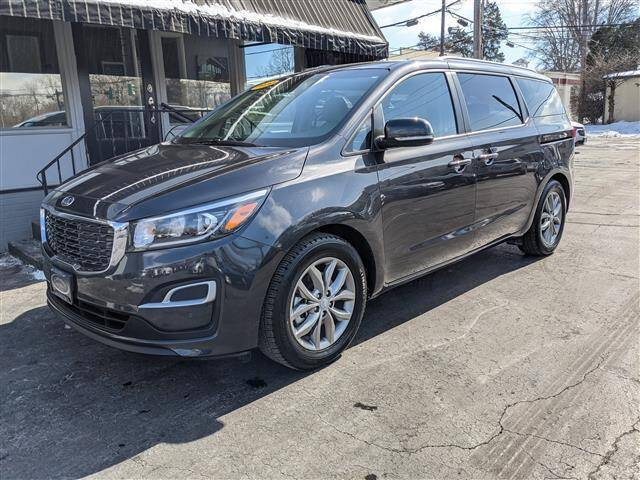 2020 Kia Sedona for sale at GAHANNA AUTO SALES in Gahanna OH