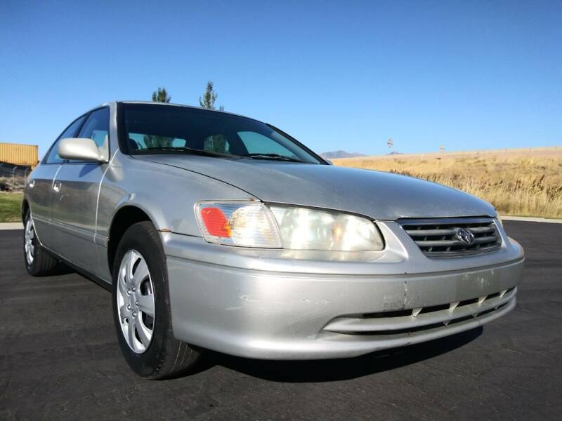 2000 Toyota Camry for sale at AUTOMOTIVE SOLUTIONS in Salt Lake City UT