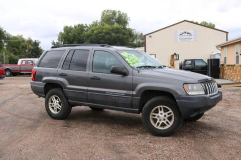 2004 Jeep Grand Cherokee for sale at Northern Colorado auto sales Inc in Fort Collins CO