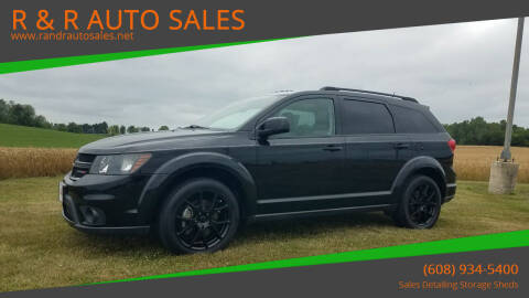 2015 Dodge Journey for sale at R & R AUTO SALES in Juda WI