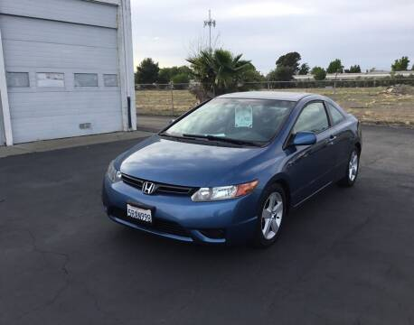 2006 Honda Civic for sale at My Three Sons Auto Sales in Sacramento CA
