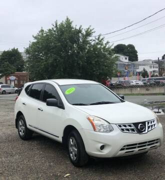 2013 Nissan Rogue for sale at Best Cars Auto Sales in Everett MA