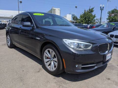 2013 BMW 5 Series for sale at Convoy Motors LLC in National City CA