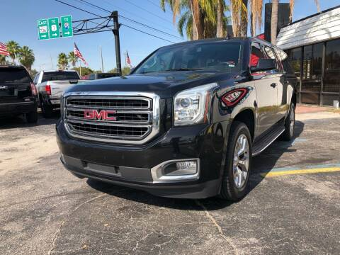 2015 GMC Yukon XL for sale at Gtr Motors in Fort Lauderdale FL