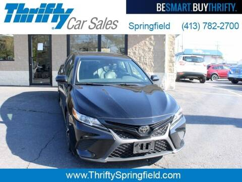 2019 Toyota Camry for sale at Thrifty Car Sales Springfield in Springfield MA
