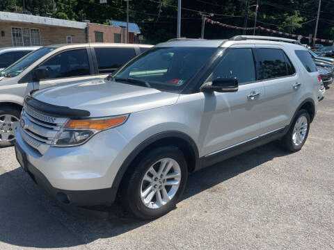 2011 Ford Explorer for sale at Turner's Inc - Main Avenue Lot in Weston WV