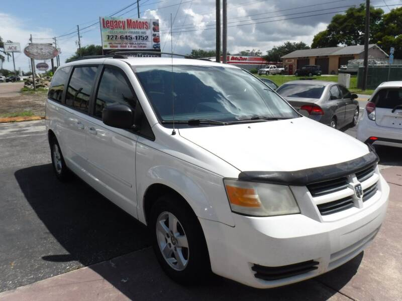 2010 Dodge Grand Caravan for sale at LEGACY MOTORS INC in New Port Richey FL