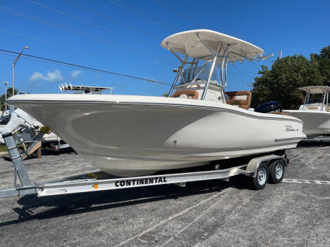 2021 Pioneer 222 Islander for sale at Key West Kia - Wellings Automotive & Suzuki Marine in Marathon FL